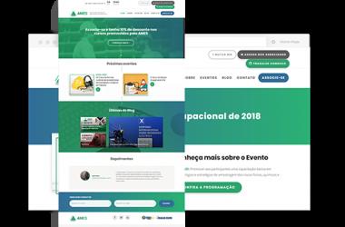 Web Site AMES